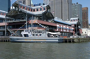 South Street Seaport - Pier 17 before demolition