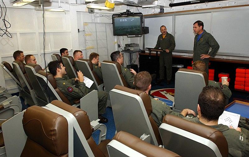 File Us Navy 060310 N 6484e 020 Commander Carrier Air