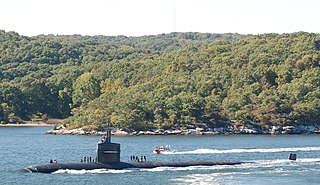 USS <i>Providence</i> (SSN-719) Los Angeles-class nuclear-powered attack submarine of the US Navy