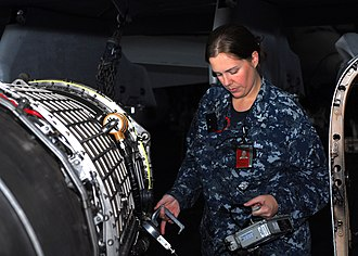 Radiation monitoring - The U.S. Navy monitored radiation from the Fukushima I nuclear accidents