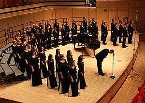 University of Utah Singers - University of Utah Singers Christmas concert 2008