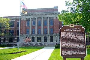 University of Wisconsin–Milwaukee - Mitchell Hall