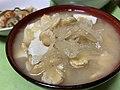 Uchimame-no-misoshiru, Miso soup, Japan.jpg
