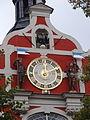 Uhr auf dem Rathaus in Arnstadt.JPG