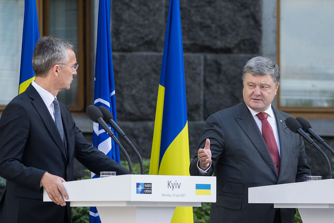 Ukraine – NATO Commission chaired by Petro Poroshenko (2017-07-10) 39.jpg