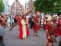Ulm Neu-Ulm Lebendiger Kreuzweg 2011 Bild 10.JPG