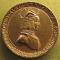 Ulrich ursenthaler, massimiliano I su doppio tallero, 1519.JPG