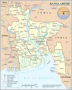 Språk i bangladesh