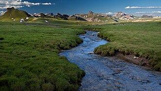 Uncompahgre Wilderness - Image: Uncompahgre Wilderness (9503396868)