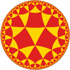 Alternated octagonal tiling - Image: Uniform tiling 433 t 0 3 fold