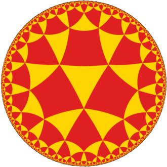 Alternated octagonal tiling - Image: Uniform tiling 433 t 0 3 fold