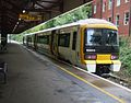 Unit 466011 at Bromley north.JPG