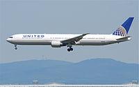 N69059 - B764 - United Airlines