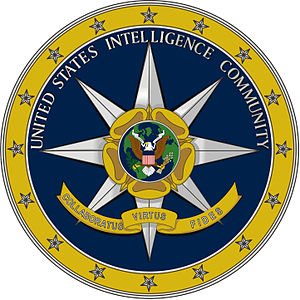 United States intelligence budget - United States Intelligence Community seal.