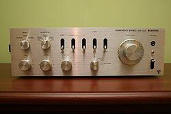 Audio Power Amplifier Wikipedia