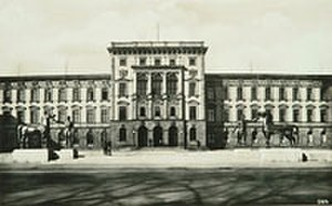Technical University of Munich - The old Technical University of Munich building.