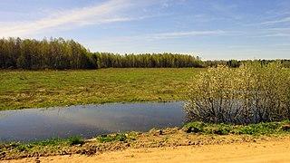 District in Tver Oblast, Russia