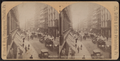 Up Broadway from Metropolitan Hotel, by Rau, William Herman, 1855-1920.png