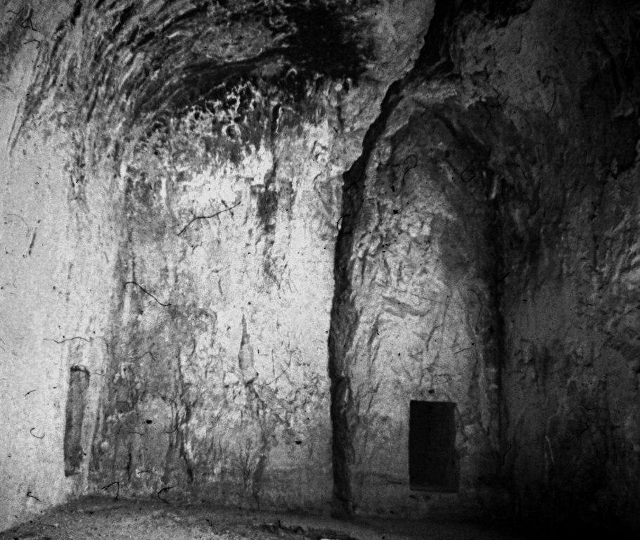 Urartian royal tomb. Near Van 1973