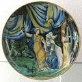 Urbino, bottega dei fontana, giuditta e oloferne, xvi sec.JPG