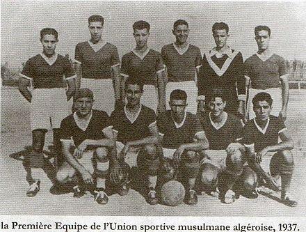 Union sportive de la médina d'Alger - Wikiwand