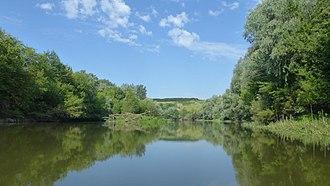 Uvarovsky District - Landscape in Uvarovsky District