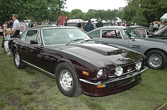 Aston Martin V8 Vantage (1977) - Image: V8 Vantage