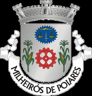 Milheirós de Poiares - Image: VFR milheirospoiares