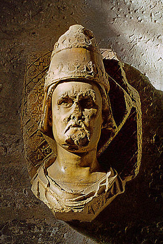 War of the Eight Saints - Robert of Geneva, future Avignon Pope Clement VII, the commander of papal forces after 1377