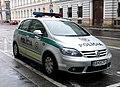 VW Golf Plus Policia, 2012 in Bratislava.JPG