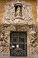 Valencia, Spain - Ceramic Museum entrance door - Palau del Marqués de Dosaigües.jpg