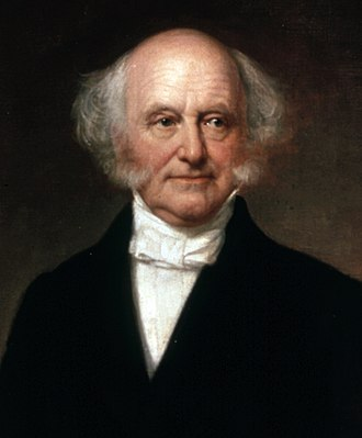 1836 United States presidential election in Tennessee - Image: Van Buren