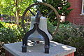 Vancouver, WA - St. James Catholic Church bell 01.jpg