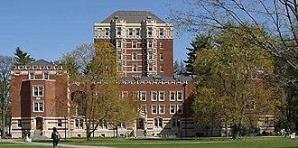 Pilcher and Tachau - Jewett House, Vassar College