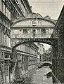 Venezia palazzo Ducale il Ponte dei Sospiri.jpg