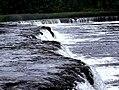 Venta Rapid (Ventas Rumba) , Latvia - Widest Waterfall in Europe.jpg