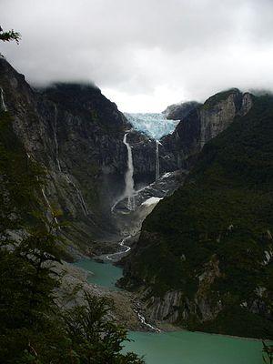 Queulat National Park - Queulat Glacier