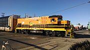 Ventura County Railroad locomotive
