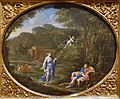Venus and Adonis, by Filippo Lauri, Rome, c. 1671, oil on canvas - Blanton Museum of Art - Austin, Texas - DSC07857.jpg