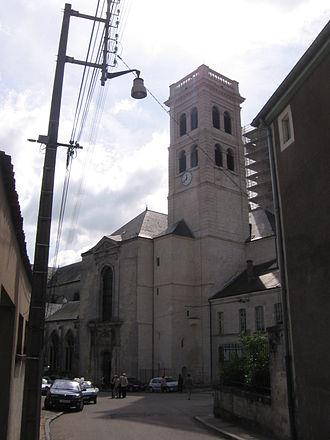 Verdun Cathedral - Verdun Cathedral