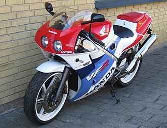 Honda VFR400 - 1990 Honda VFR400R NC30