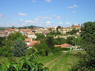 Livradois-Forez Regional Natural Park - Vic-le-Comte (Puy-de-Dôme)