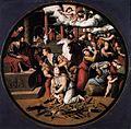 Vicente Masip - Martyrdom of St Agnes - WGA14222.jpg