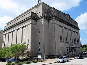 Quad City Symphony Orchestra - The former Masonic Temple in Davenport
