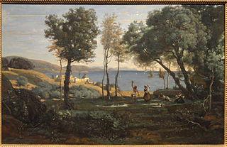 Site des environs de Naples