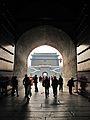 View from Zhengyangmen gate (6234148992).jpg