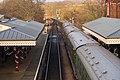 View from the bridge at Sheffiekd Park Station.jpg