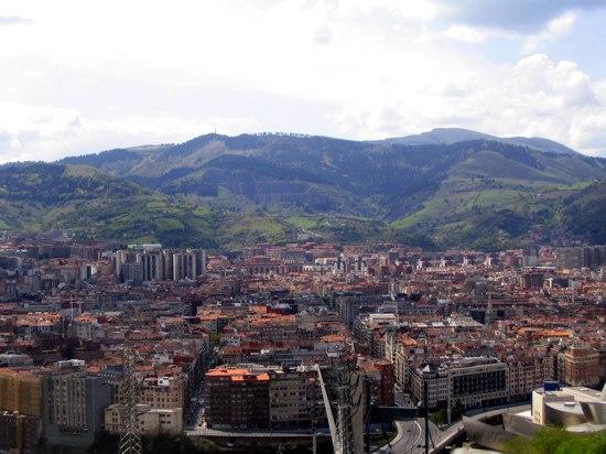 View of Bilbao