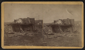 View of a collapsed house, from Robert N. Dennis collection of stereoscopic views.png