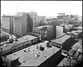 View of downtown Los Angeles, between 6th and 7th Street looking west from the top of a building at Los Angeles Street (or Main Street?), ca.1917 (CHS-5720).jpg